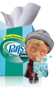 Walgreen's Puffs w/Vicks Register Reward Deal! - Hip2Save