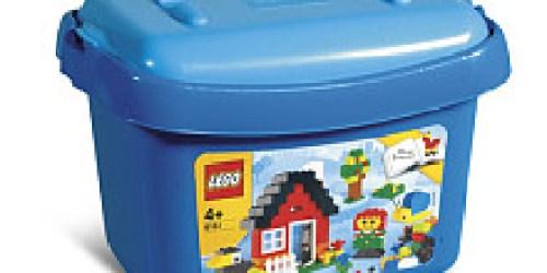 Toys R Us: FREE 221 Piece Lego Tub!