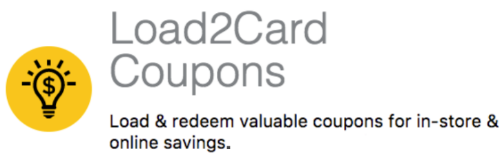 riteaid store guides – load2card coupons logo