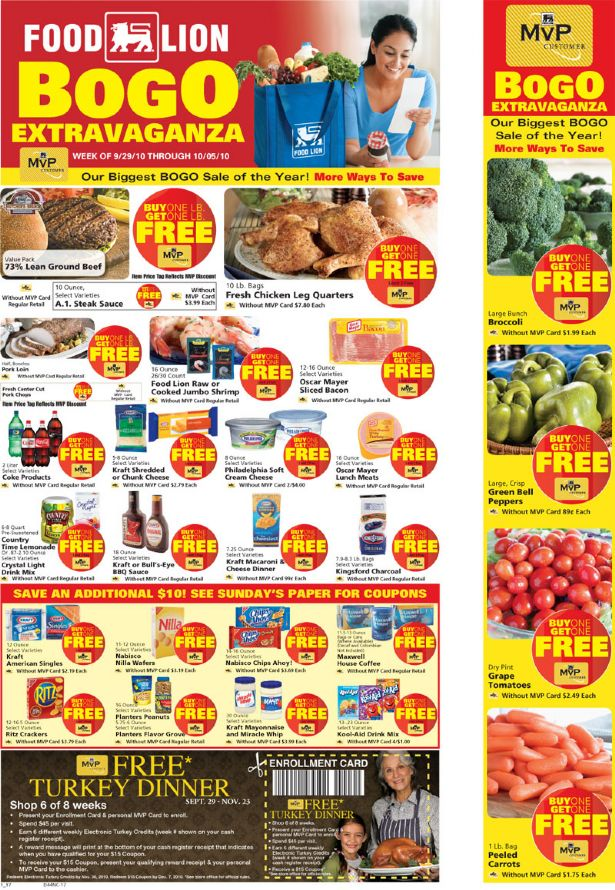 picture regarding Food Lion Printable Coupons known as Food items Lion: Good Income 7 days 9/29-10/5 - Hip2Help save