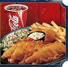 photo regarding Captain D's Printable Coupons titled Captain Ds: Absolutely free Fish Fries or Hen Fries (No Other
