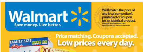 Walmart Accepts Competitor S Coupons Hip2save