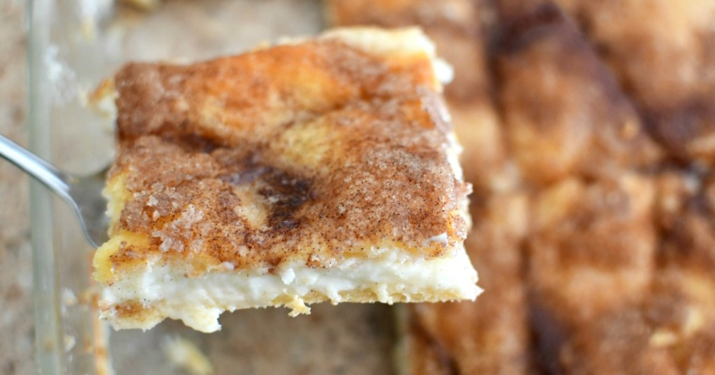 best cream cheese squares