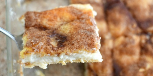 Sopapilla Cheesecake Squares  | Dangerously Good & Really Easy to Make