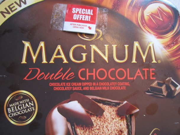 Picture 1451 Magnum Ice Cream Bars: $1 off Coupon & Possible $20 Gift Card!