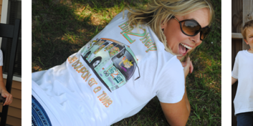 Hip2Help Tour Shirts ONLY $15 + FREE Shipping