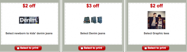 Screen shot 2011 07 11 at 2.14.57 PM 620x174 Denim Jeans and Graphic Tee Coupons at Target = Great Deals!!