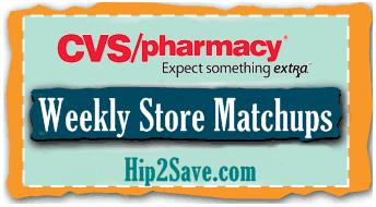 cvs coupon deals 7/26