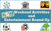 Weekend Restaurant, Entertainment, & Retail Deals
