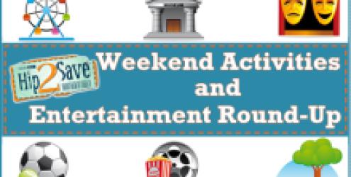 Weekend Restaurant, Entertainment, & Retail Deals
