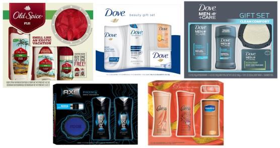 Target.com: Bath & Shower Gift Sets $4.99 Shipped