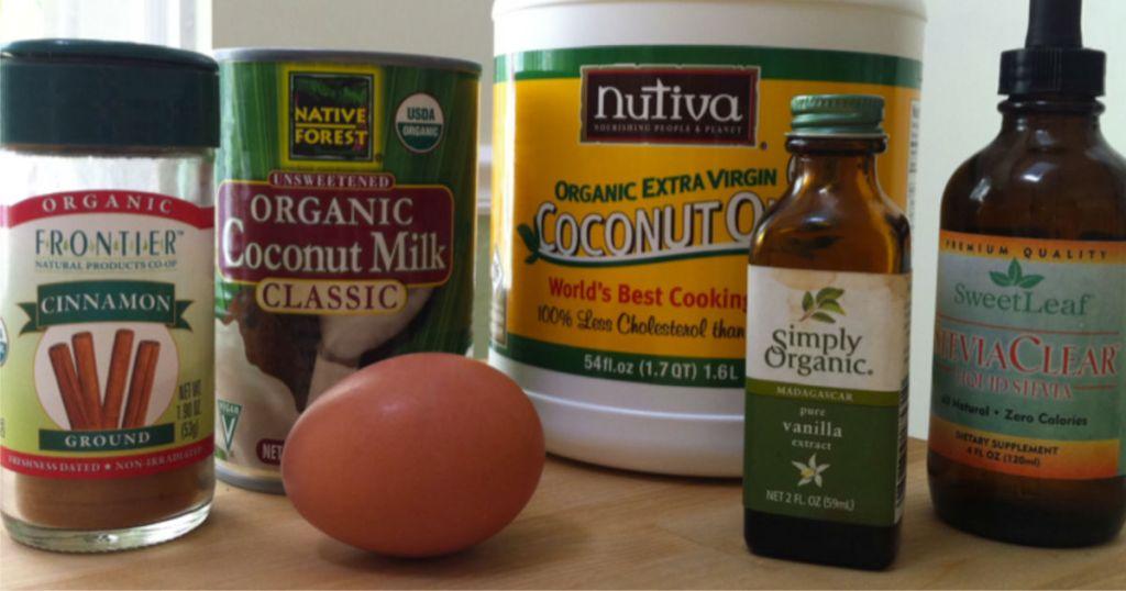 recipe for paleo coffee creamer