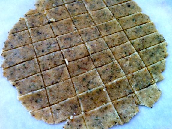 almond flour cracker recipe