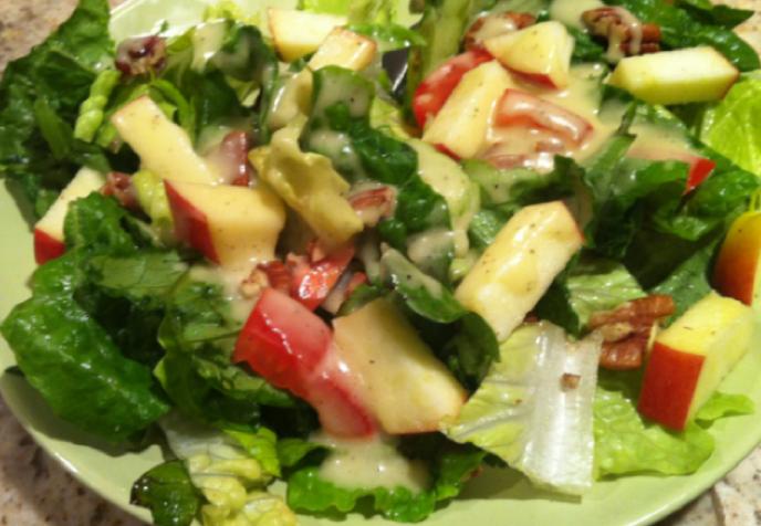 pear dressing recipe