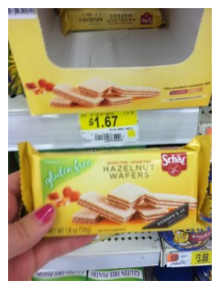 Walmart: FREE Schar Gluten-Free Wafers + Inexpensive ...