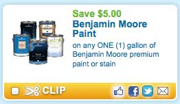 Benjamin Moore Deals & Coupons
