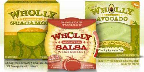 $1/1 Wholly Guacamole Product Coupon (Facebook)