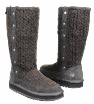 HOT* 2 Pairs of Women's Skechers Boots
