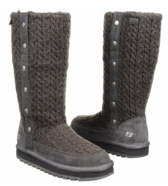 niebla polvo Serena  Famous Footwear: *HOT* 2 Pairs of Women's Skechers Boots Only $22.50  Shipped + More - Hip2Save