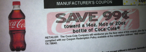 *HOT* $0.99/1 Coca-Cola Coupon (Back Again)