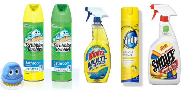 High-Value SC Johnson Cleaning Product Coupons (= Great ...