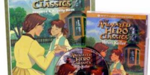 *HOT* Helen Keller Interactive DVD Only $5 Shipped (Reg. $24.95!) + FREE $5 Gift Card