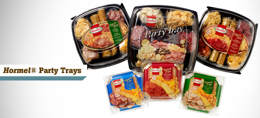 Walmart: *HOT* $3/1 Hormel Party Tray Coupon = Hormel Snack