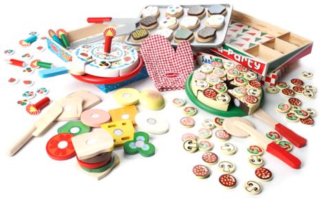 Kids Woot Great Deal On Melissa Doug Wooden Food Bundle