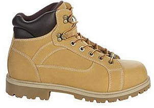 Steel Toe Work Boots Only $13.49