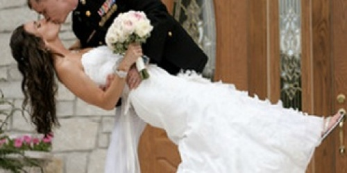 Brides Across America: FREE Wedding Dresses to Qualifying Military Members (Just Donate $20!)