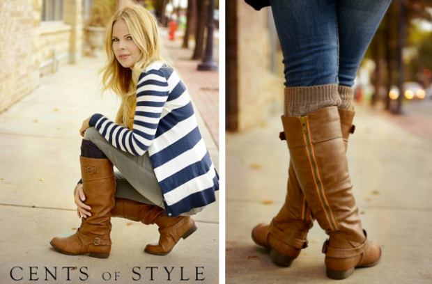 top quality exquisite style authentic Cents of Style Fashion Friday: Adorable Boots AND Leg ...