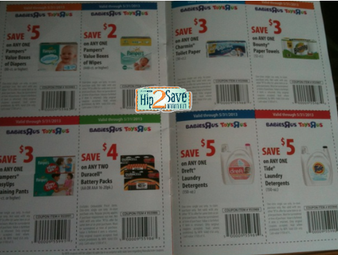 Toys R Us Pampers Rubbermaid Tote Only 35 Through