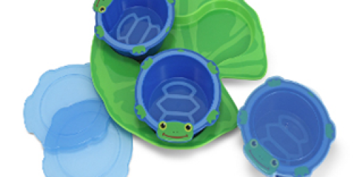 Huggies Rewards: 187 Points for Scootin' Turtle Bowls & Tray Set (Limited Time Only)