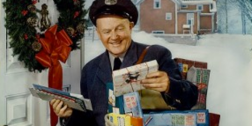 Don't Forget To Thank Your Mail Carrier…