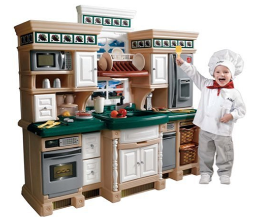 Amazon Com Step 2 Lifestyle Deluxe Kitchen Only 141 99 Shipped Lowest Price Hip2save