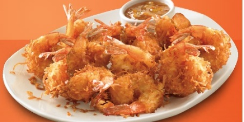 Outback Steakhouse: FREE Coconut Shrimp with ANY Purchase (Today Only!)