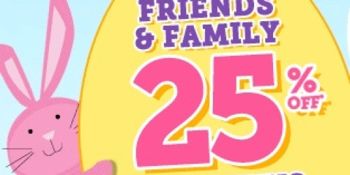 The Children's Place: FREE Shipping & Extra 25% Off Extended Through Today