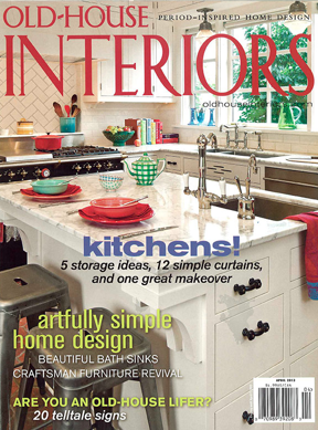 Old House Interiors Magazine Subscription Only $4.29 Per ...