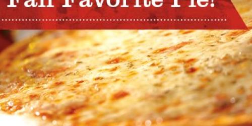 Sbarro: $1 Slice of Cheese Pizza (Valid 3/22-4/7)