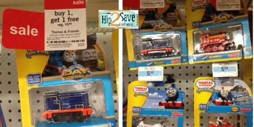 Kmart: Great Deals on Thomas the Train, Baby Alive + More (Fill Up Your Gift Closet on the Cheap!)