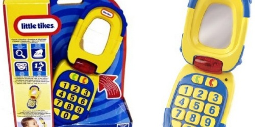Walmart.com: Little Tikes DiscoverSounds Cell Phone Only $2 + Free Store Pickup (Reg. $9.97)