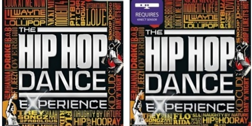 Amazon: The Hip Hop Dance Experience for Wii or XBox 360 Only $19.99 Shipped (reg. $29.99)