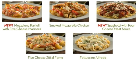 Olive Garden Buy One Take One Entree Just 12 95 Hip2save
