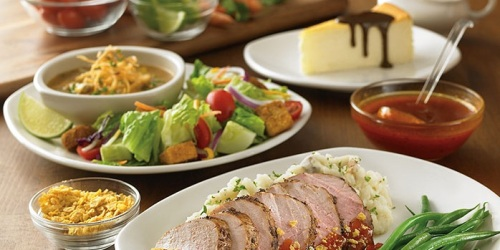 Outback Steakhouse: 4 Course Meal Only $15