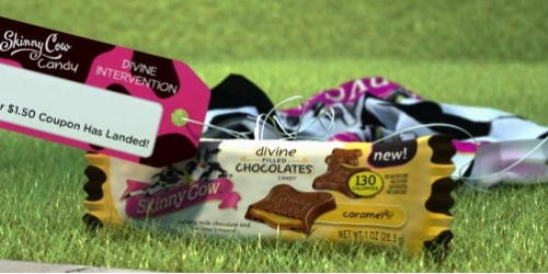 High Value $1.50/1 Skinny Cow Divine Filled Chocolates Coupon