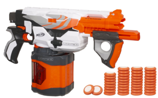 Amazon: Nerf Vortex Pyragon Blaster Only $26 24