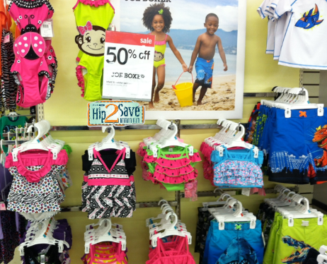 0eab5b1bd8 If you're headed to Kmart to snatch up a few discounted toys that I posted  about here, you may want to head over and check out their 50-70% off  swimwear ...