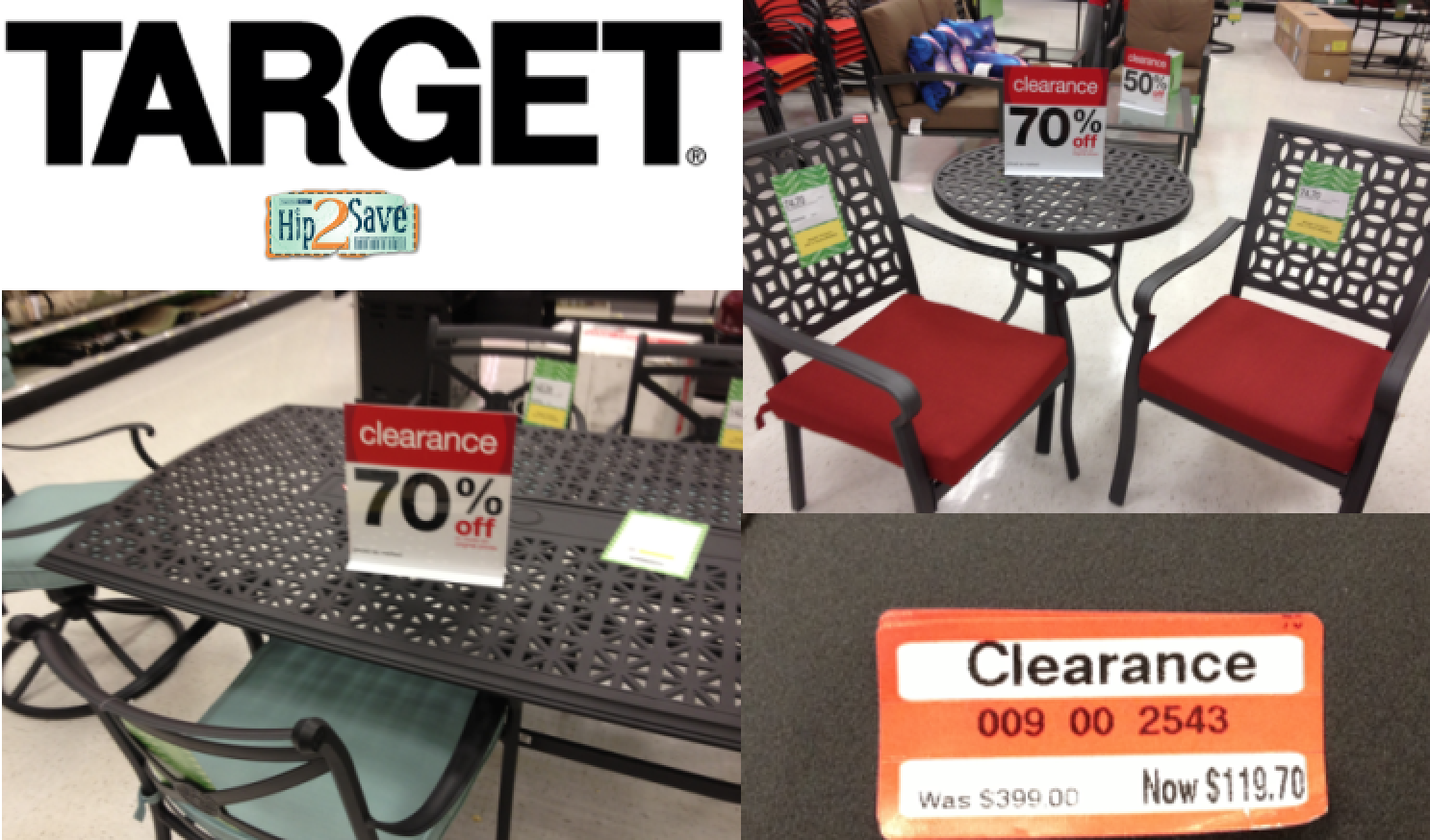 Target Patio Outdoor Furniture Up To 70 Off Cartwheel Savings