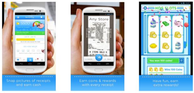 Receipt Hog App: Snap Receipts & Earn Cash - Hip2Save