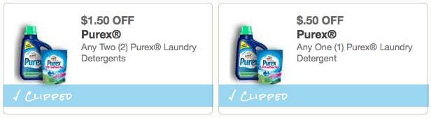 picture about Purex Coupons Printable identified as 2 Fresh Purex Detergent Discount coupons \u003d Suitable Discounts at Walmart and